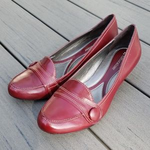 Naturalizer Red Shoe